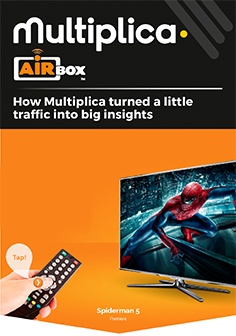 How Multiplica turned a little traffic into big insights